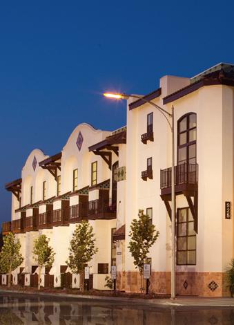 Lofts on The Alameda